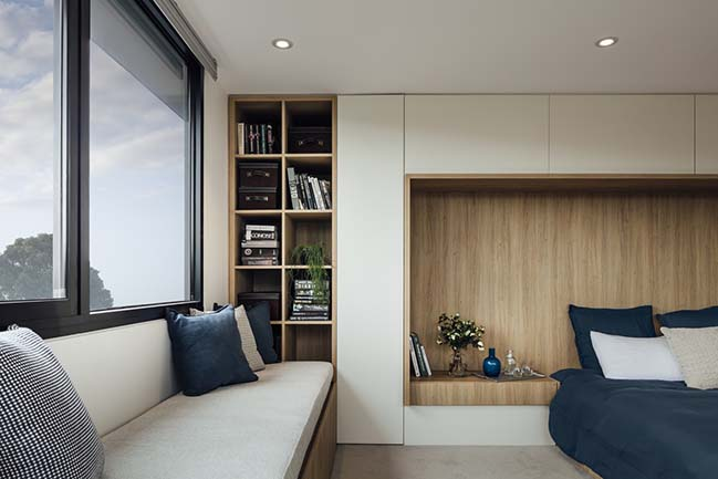 Armadale 4 in Melbourne by Pleysier Perkins Architects