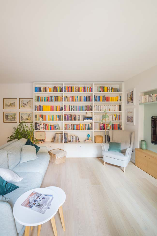 112 Apartment in Milan by 02Arch
