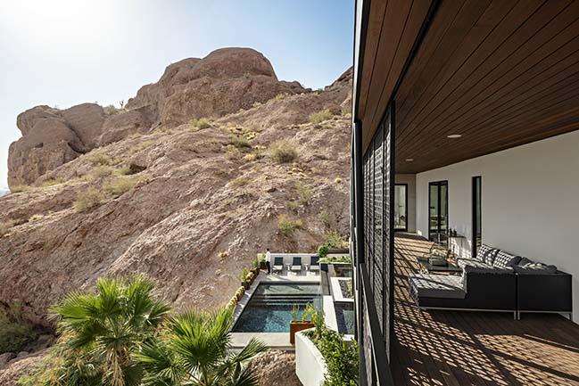 Red Rocks in Phoenix by The Ranch Mine