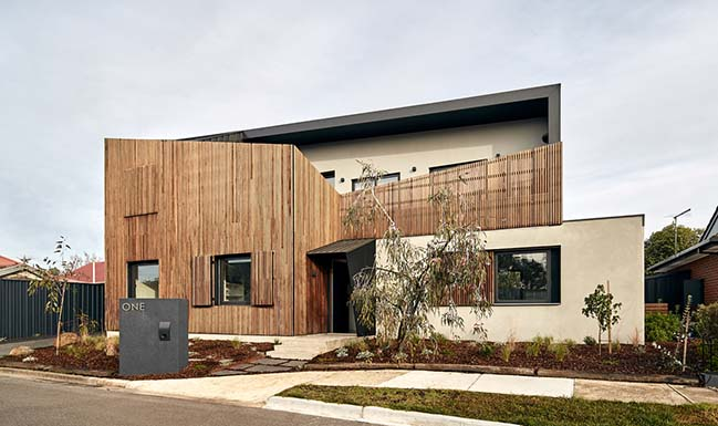 Northcote House 02 by STAR Architecture