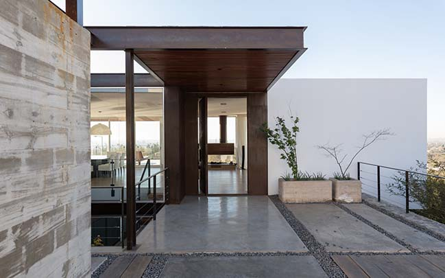DC House in Córdoba by ARarquitectos