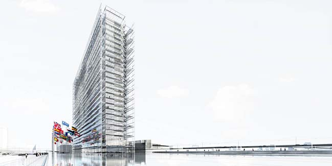 New EPO Site The Hague by Ateliers Jean Nouvel