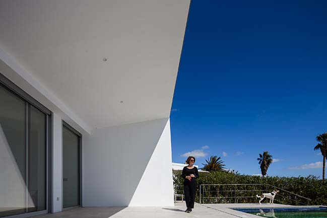 Villa GK in Vila do Bispo by CORE Architects