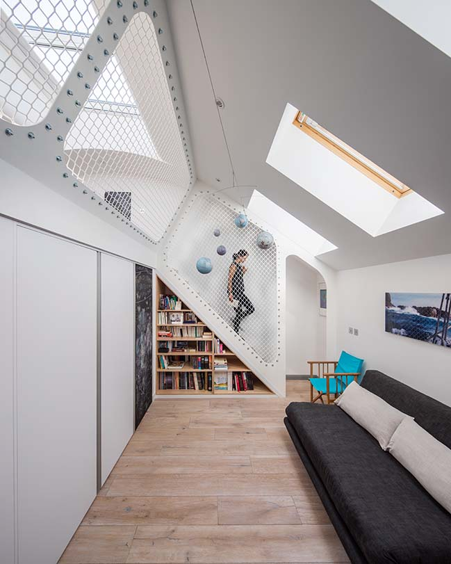 The Nook in Islington by Scenario Architecture