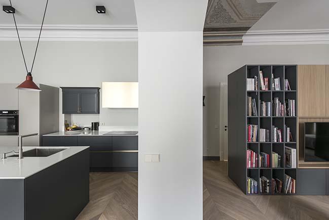 Apartment in Vilnius by KRISTINAPUNDE