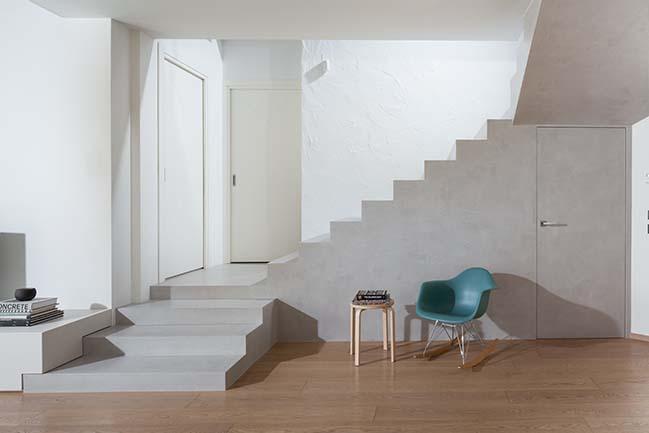 Interior SS by Didonè Comacchio Architects