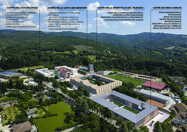 Stefano Boeri presents the House of the Future in Amatrice