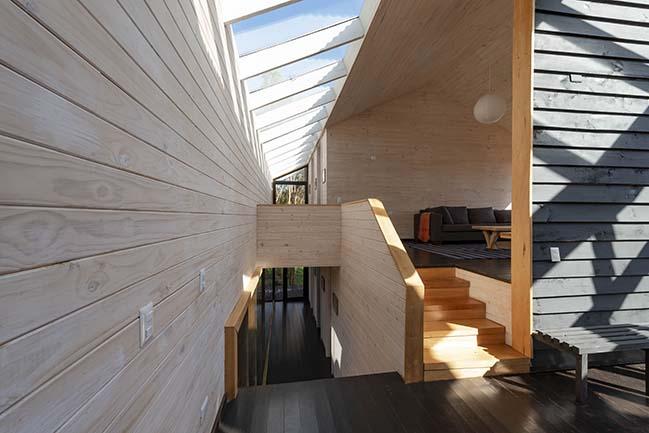 Teupa House by Ortuzar Gebauer Arquitectos