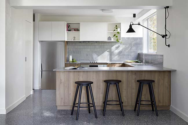 Woori in Melbourne by Inbetween Architecture