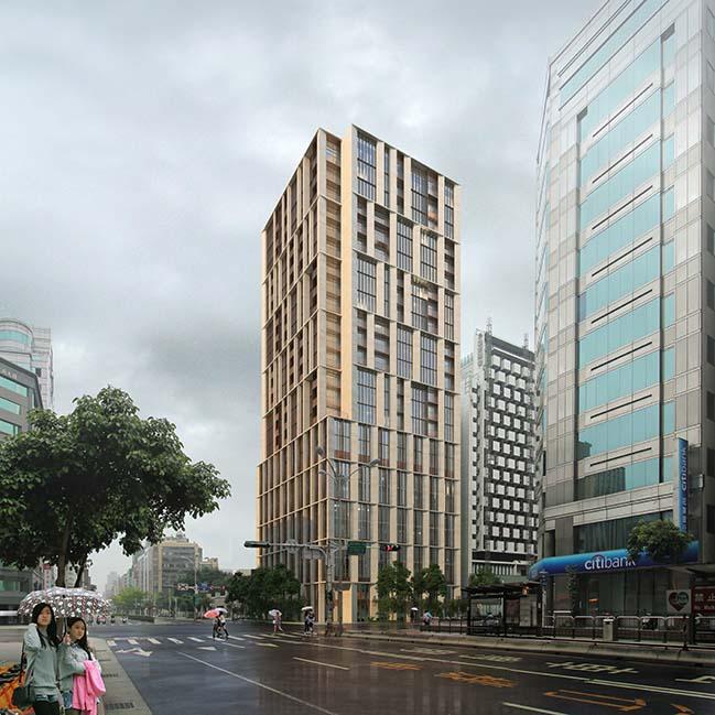 Bountiful Journey Tower in Taiwan by RDAI
