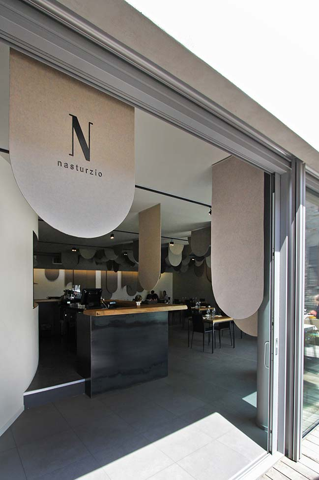 Nasturzio Italian Restaurant by Francesca Perani Enterprise