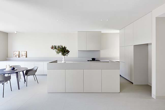 JCR Residences in Melbourne by Davidov Partners Architects
