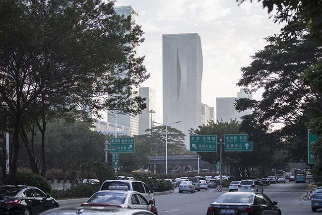 Shenzhen Energy Mansion by Bjarke Ingels Group