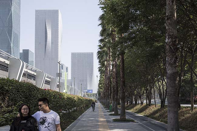 Shenzhen Energy Mansion by Bjarke Ingels Group