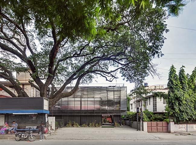 The Courtyard in Bengaluru by M9 Design Studio
