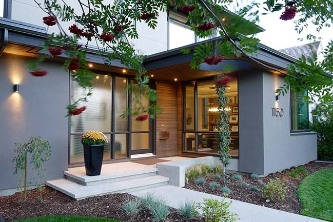 Rosedale House in Calgary by Alloy Homes Incorporated