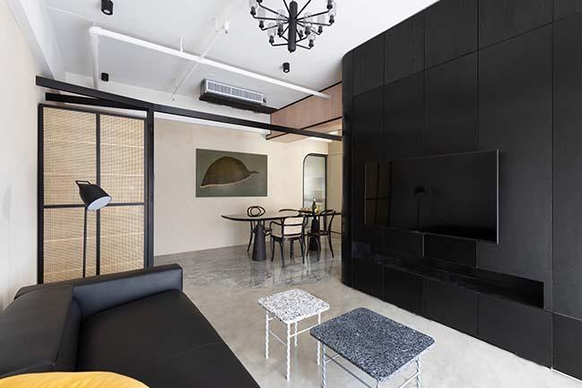 Residence BZ by W&Li Design
