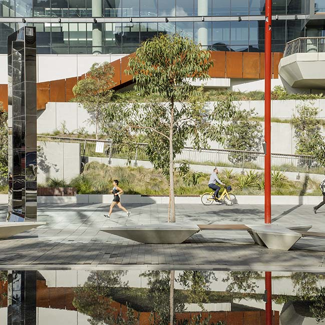 Darling Harbour Public Realm by HASSELL