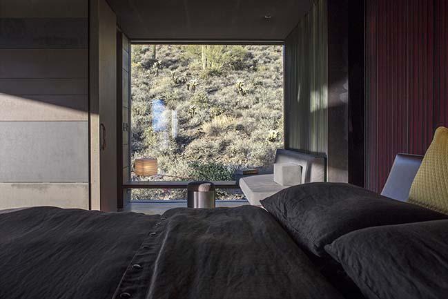Hidden Valley Desert House by Wendell Burnette Architects
