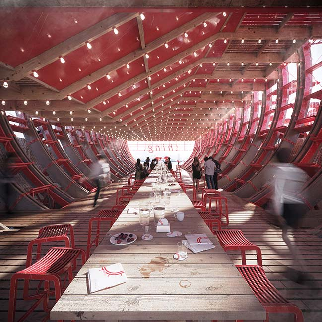 Expo 2020 Austria by Smartvoll and Penda Austria