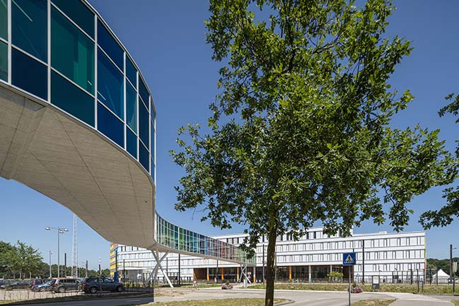 Prinses Máxima Centrum for Child Oncology by LIAG