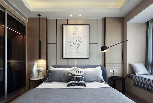 Two luxury homes in Chengdu by Qianxun Design