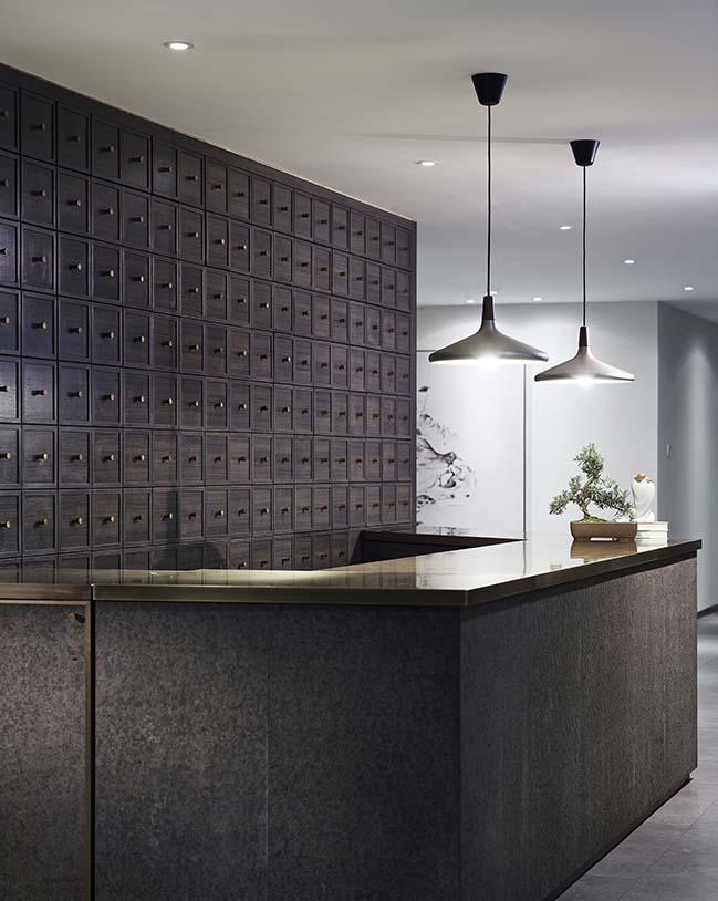 Xiamen Guanyin Mountain Chamber by H&W Design Office