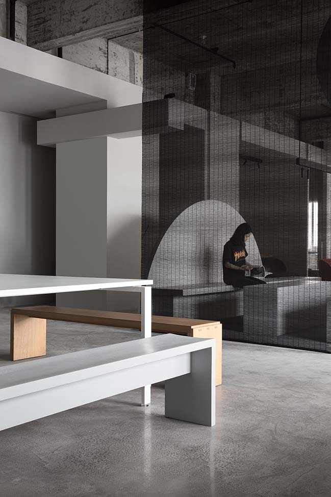 XZONE Office in Shantou by AD ARCHITECTURE