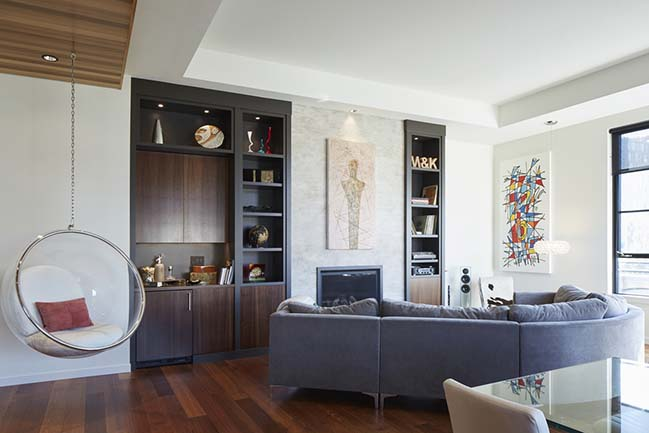 Pearl Penthouse in Portland by Giulietti / Schouten Architects