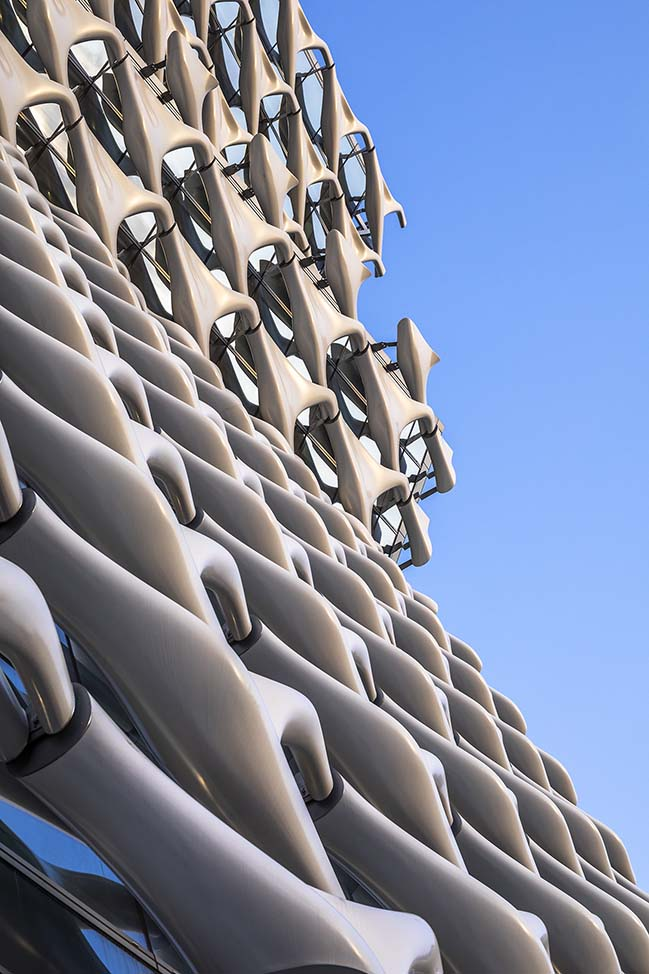 Morphosis Celebrates Opening of the R&D facility for The Kolon Group
