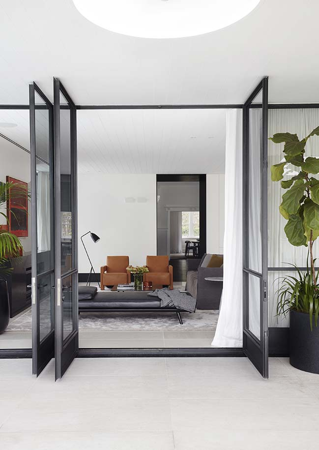 Centennial Park House by Madeleine Blanchfield Architects