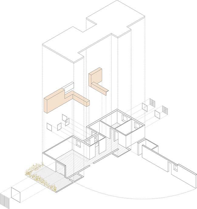 Casa Júlia by Guillem Carrera