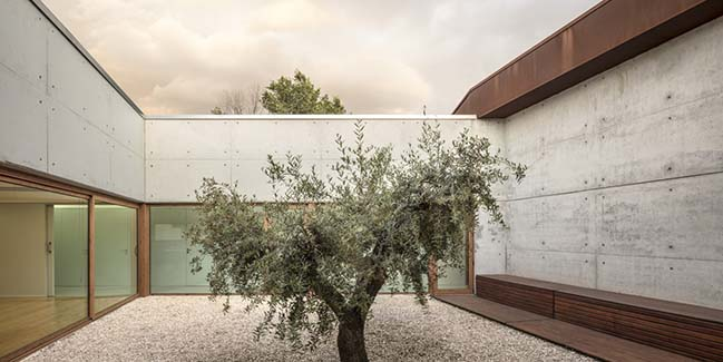 Day center and Home for the elderly of Blancafort by Guillem Carrera Arquitecte