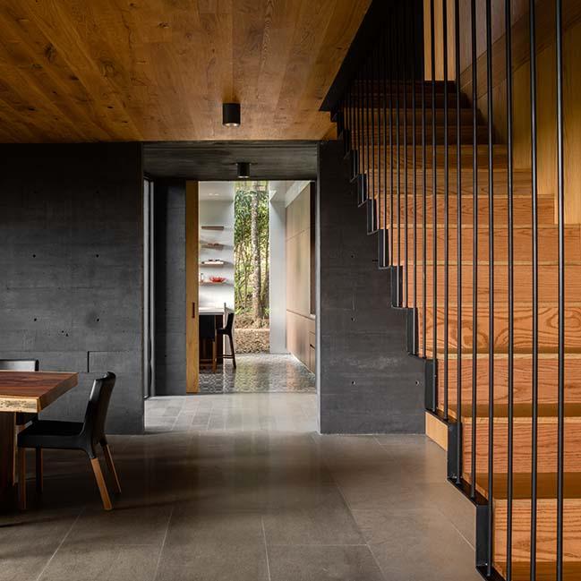 Bruma House by Fernanda Canales + Claudia Rodríguez
