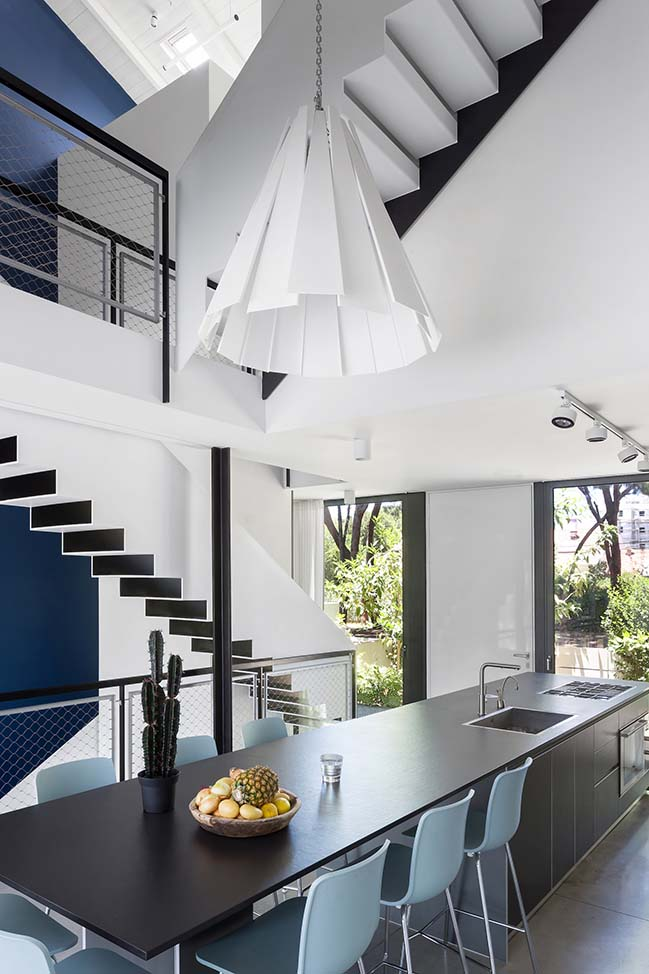 SW House in Tel Aviv by Arbejazz Architecture Studio