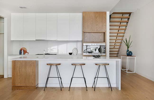 Samurai Duplex in Melbourne by SG2 Design