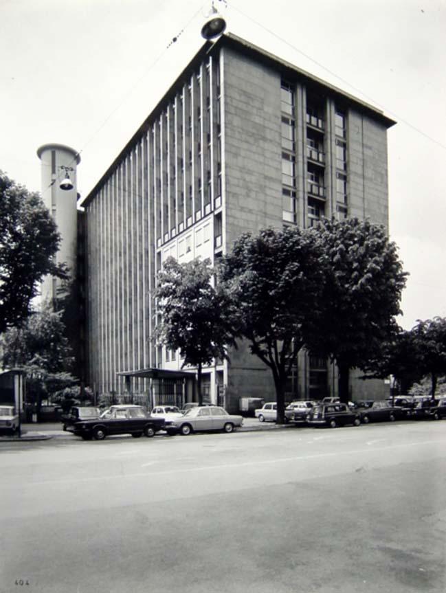 Two Renewed Buildings in Milan by Scandurra Studio