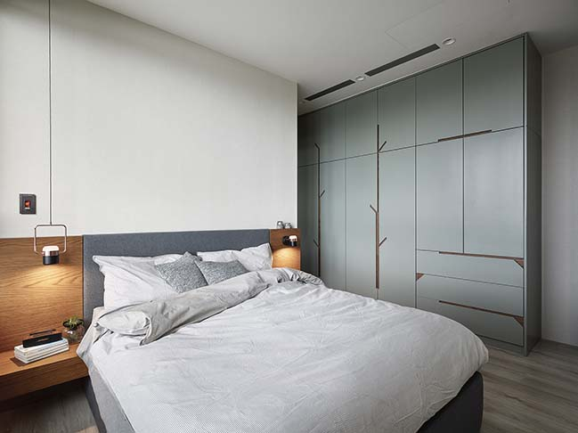 Y House in Taipei by Awork.Design Studio