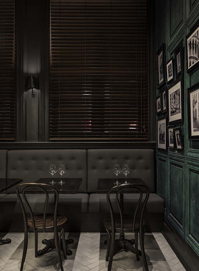 Vanto Restaurant in Sydney by INK interior architects