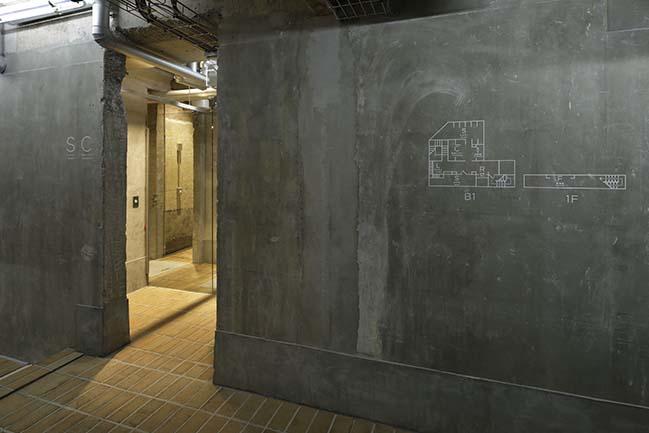 ºC (Do-C) Gotanda by Schemata Architects