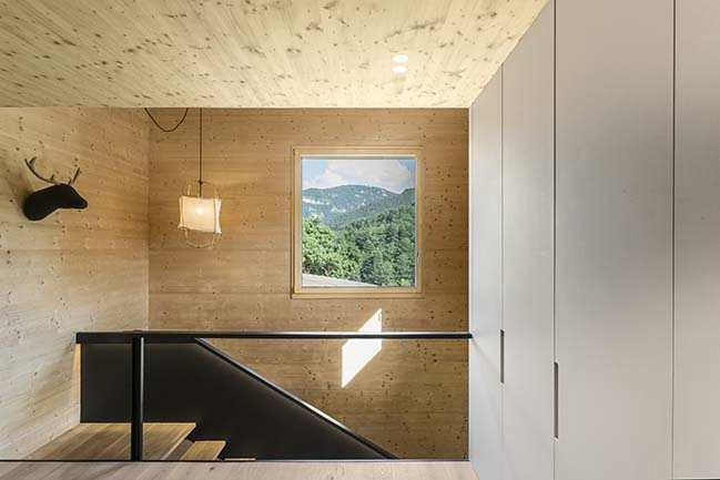 House in la Cerdanya by Dom Arquitectura