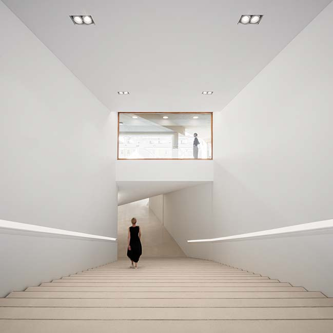 New Amos Anderson Art Museum by JKMM Architects