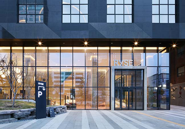 RYSE Hotel in Seoul by SCAAA