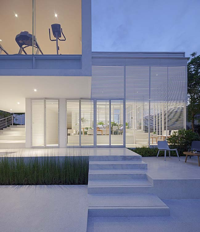 The Sky Clubhouse in Bangkok by Design In Motion