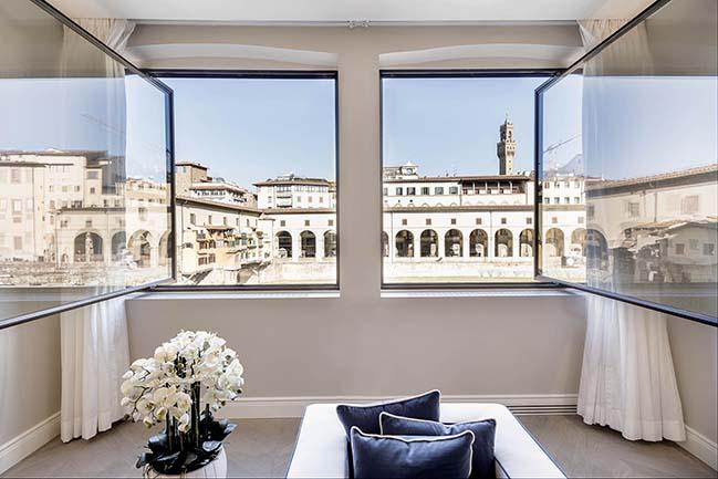 K House in Firenze by Pierattelli Architetture