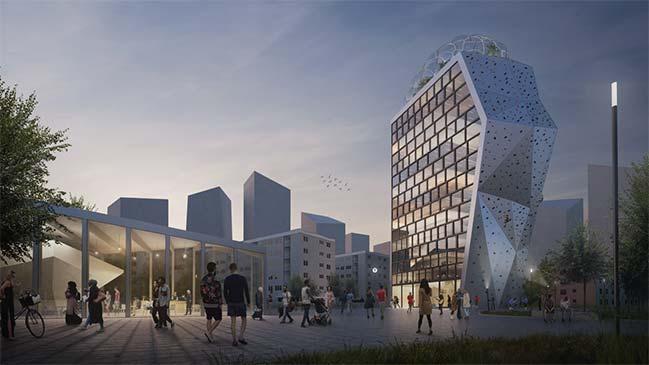Stockholm Loop by Belatchew Arkitekter