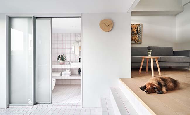 Muzha Micro Flat by PhoebeSayswow Architects