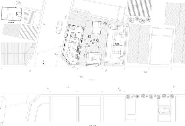 Nakamata (Maebashi Design Project) by Schemata Architects