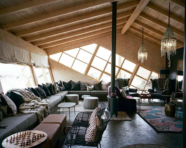 Nina Maritz Architects的沉船小屋