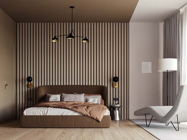 Friend Apartment II in Moscow by Zrobym Architects